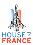 House of France Logo